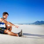 Estiramientos para antes y después del ejercicio