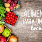 30 alimentos para lucir bronceado perfecto