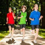 Necesidades nutritivas de los adolescentes deportistas