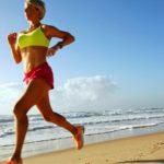 Haz de la playa tu gimnasio de verano
