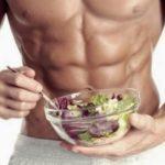 La dieta de los abdominales