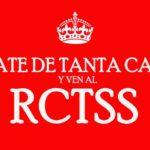 18 motivos por los que si hoy vienes al RCTSS, hoy será un gran día