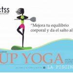 Sup Yoga en la piscina del RCTSS