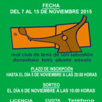 Cartel Internacional Infantil y Junior 2015 copia