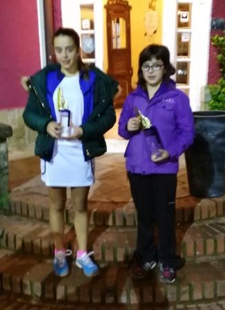 Olga y Anne