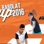 Campeonato de Euskadi de Tenis Babolat Cup 2016