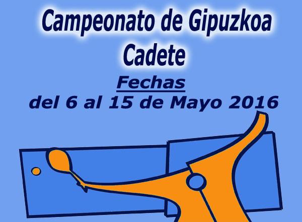 cartelpequenoguipuzcoacadete2016