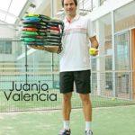 Juanjo Valencia, nuevo entrenador de pádel del RCTSS