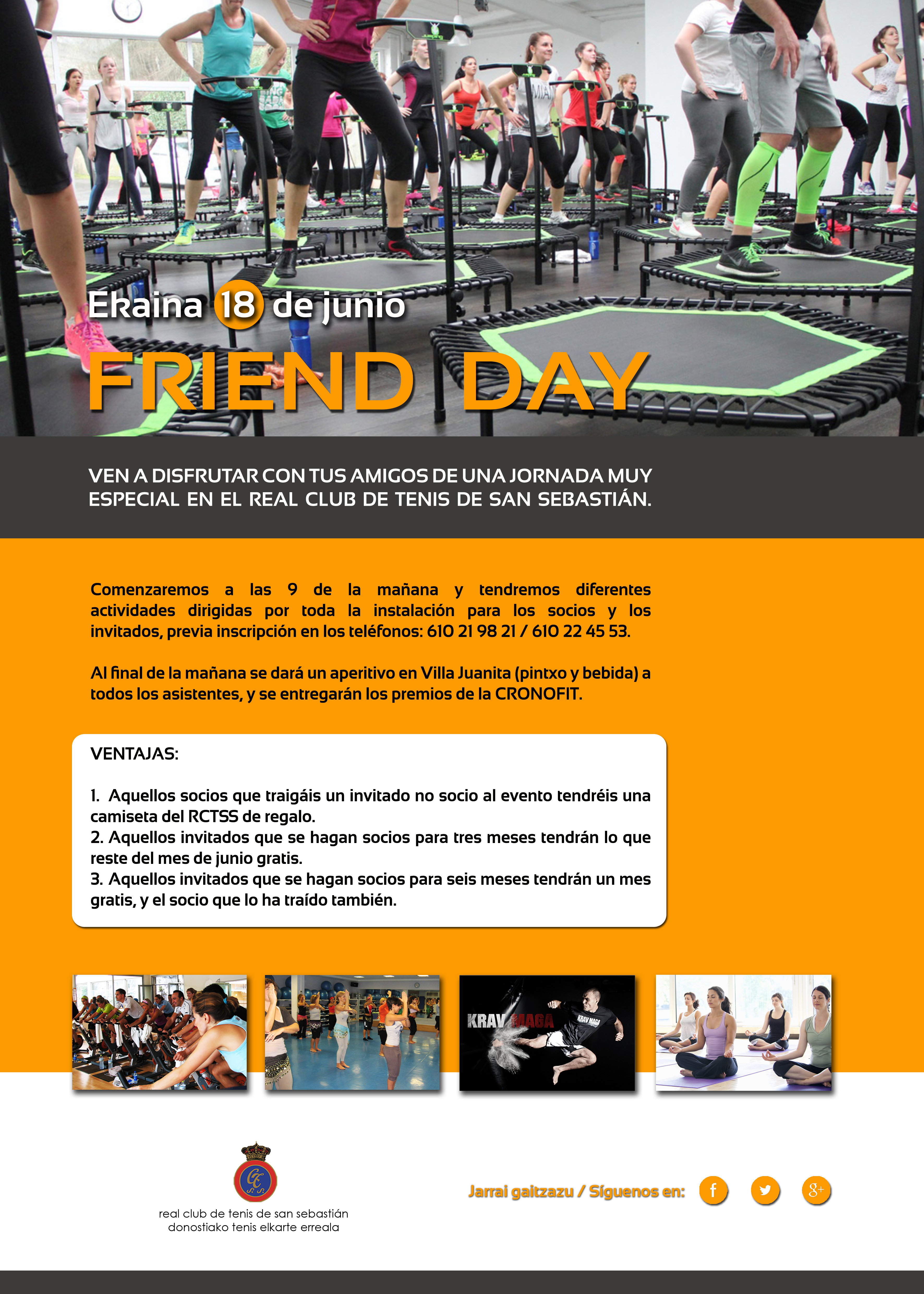 cartel friend day 2016