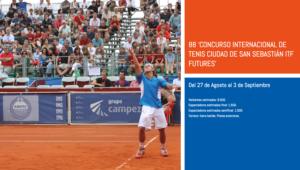 88 Concurso Internacional de Tenis