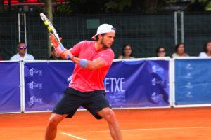 ITF FUTURES partido disputado