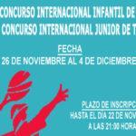 Concurso Internacional Junior & Infantil de Tenis