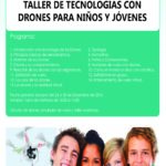 Cursos de robótica y tecnologías con drones por Inkor Formación