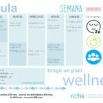 Nuevo  horario  Aula  Wellness  2017