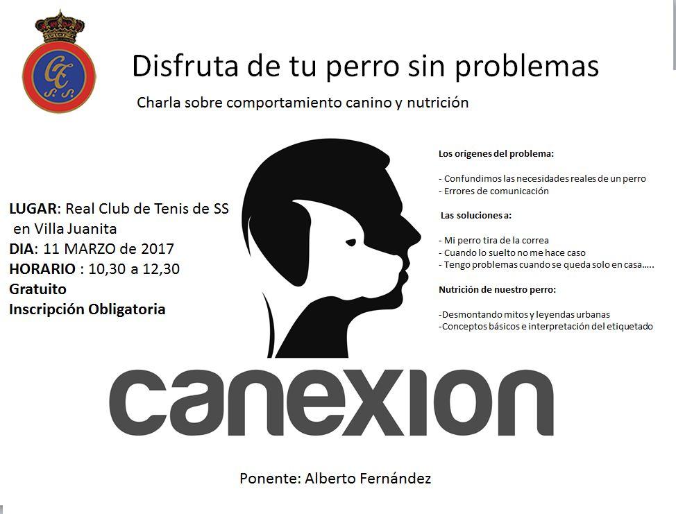 CARTEL CURSO CANEXION
