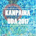 CAMPAÑA  UDA  2017