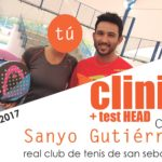 CLINIC  con  Sanyo  Gutiérrez