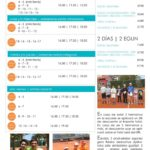 Escuela de tenis 2017 – 2018