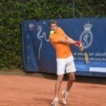 Iñigo Cervantes avanza hacia la final del ITF Donostia en individual y dobles