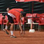Crónica de la jornada del 28/8 del 89 ITF futures Donostia
