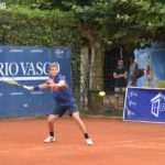 Maiztegui y Montiel se descuelgan del ITF futures Donostia