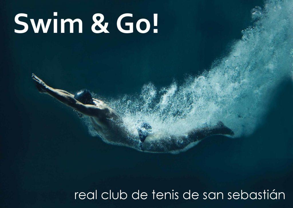 Natación – entrenamiento:  SWIM & GO!