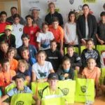 "Anne Mintegi campeona infantil del Máster ""TTK Warriors Tour"" juvenil en Alicante"
