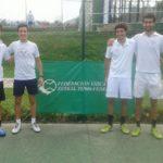 Dobles y mixtos del Campeonato de Euskadi de Tenis en Jolaseta