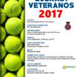 Torneo veteranos 2017 en el Real Club de tenis de San Sebastián