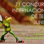 71º CONCURSO INTERNACIONAL DE TENIS JUNIOR