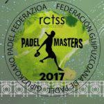 Masters de Gipuzkoa 2017 de pádel, ¡Estamos de enhorabuena! :)
