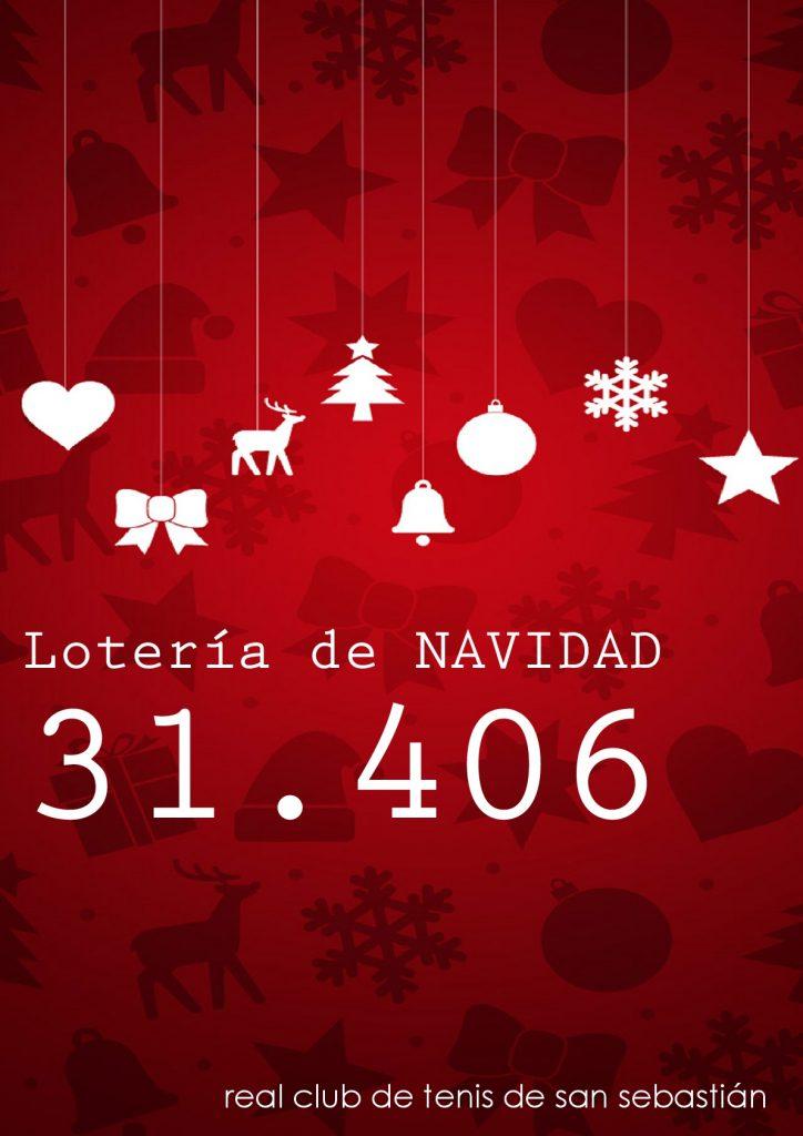 Lotería de Navidad a la venta