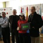 Ane Mintegi campeona del XIII MASTER NACIONAL INFANTIL de Tenis