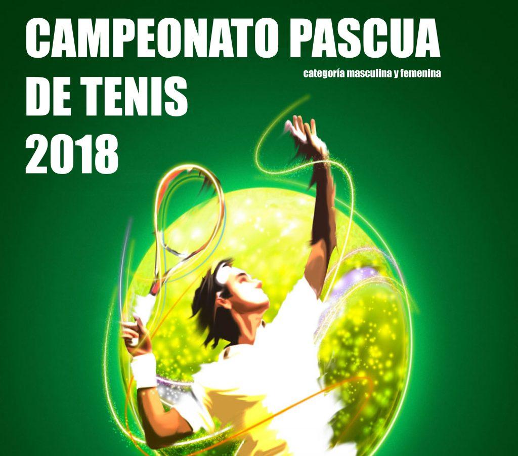 Campeonato de Pascua de Tenis 2018