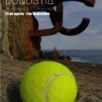 Presentación del 90º Concurso Internacional de Tenis ciudad de San Sebastián