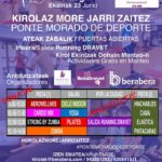 Día  internacional  del  síndrome  de  Dravet  en  polideportivo  MANTEO