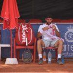 Esteve Lobato se cae del ITF Donostia