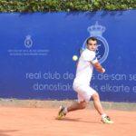 Oriol Roca avanza hacia la final del ITF Donostia