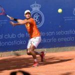 Oriol Roca imparable a por la semifinal del ITF Donostia