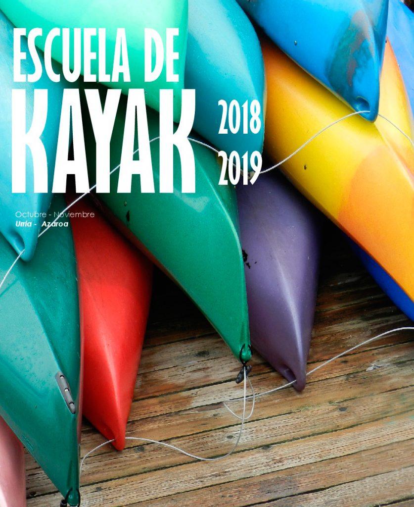 Escuela Kayak RCTSS