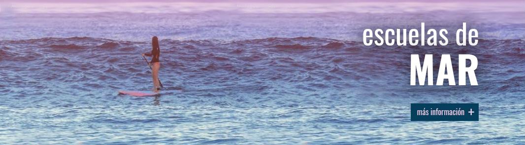 Escuelas de Mar