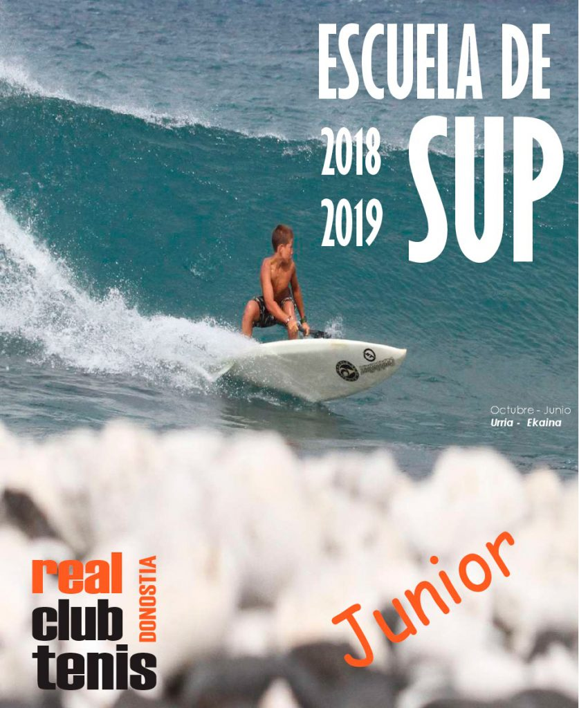 Escuela SUP junior RCTSS