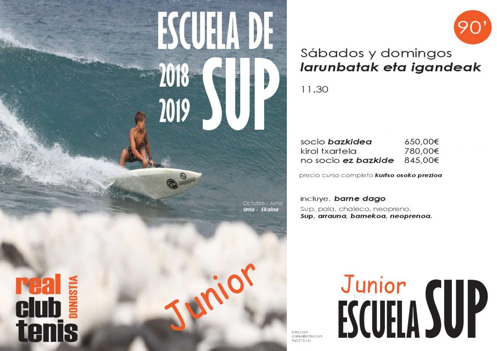 Escuela SUP Junior