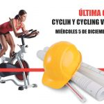 ÚLTIMA CLASE CYCLING MIERCOLES 5 A LAS 9.00H