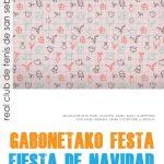 FIESTA ESCUELAS DE NAVIDAD
