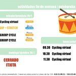 ACTIVIDADES DIRIGIDAS 19 / 20 / 21 DE ENERO