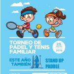 TORNEO SOLIDARIO DE TENIS Y PÁDEL EN FAVOR DE UNICEF
