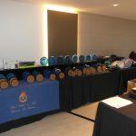 Finaliza la XV liga pádel del RCTSS con una cena de gala en el hotel NH Aránzazu
