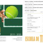 ESCUELA  BÁSICA  DE  TENIS  2019  –  2020