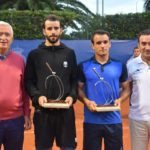 BARRANCO COSANO Y OSCAR JOSÉ GUTIÉRREZ SE MEDIRÁN EN LA FINAL DEL ITF WORLD TENNIS TOUR DONOSTIA 2019